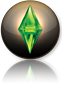 Ícone reflexo The Sims 3 Cinema