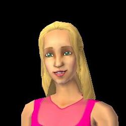 Erin Singela (The Sims 2)