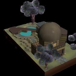 Pavilhão de Pandora