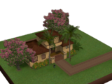 Casa Humilde (Isla Paradiso)