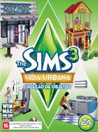 Packshot The Sims 3 Vida Urbana