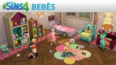The Sims 4 Bebês já está disponível!