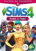 Capa The Sims 4 Rumo à Fama (Primeira Versão)