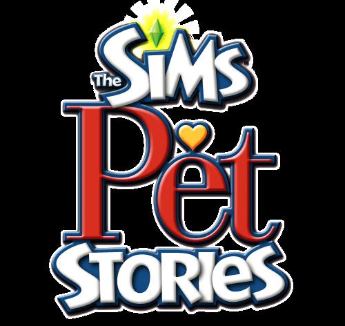 Logo The Sims Histórias de Bichos