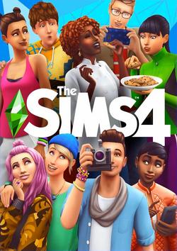 The Sims 4 (nova capa)