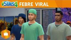 The Sims 4 Ao Trabalho Febre Viral