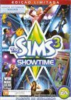 Packshot The Sims 3 Showtime