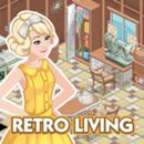 Tema - Vida Retrô - The Sims Social