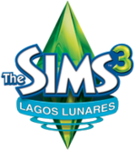 Logo The Sims 3 Lagos Lunares