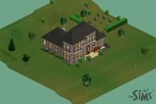 Mansão Caixão - The Sims