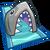 Ícone - Escorregador de Água de Tubarão (TS4)
