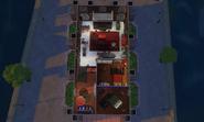 Fábrica Um, segundo andar