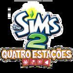 Logo The Sims 2 Quatro Estações