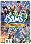 Packshot The Sims 3 Ambições