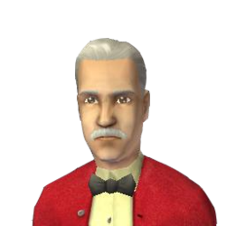 Vladmir Caixão (The Sims 2)