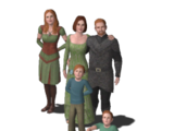 Família O'Connell