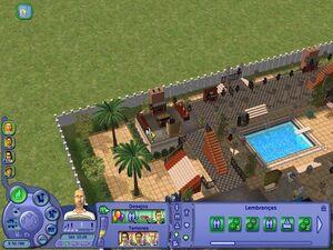 Modo Simulação The Sims 2