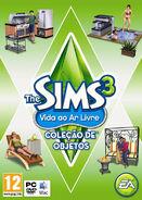 Packshot The Sims 3 Vida ao Ar Livre