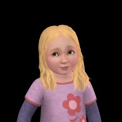 Erin Bicudo (The Sims 3)