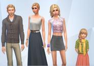 Família Bjergsen 2
