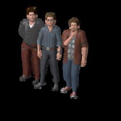 Família Irmãos Sortudos