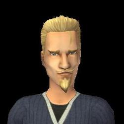Loki Bicudo (The Sims 2)