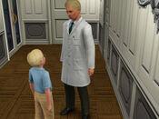 Malcolm (TS3) e seu pai