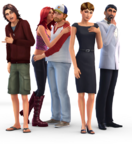 The Sims 4 Render 11