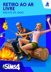 Capa The Sims 4 Retiro ao Ar Livre