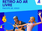 The Sims 4: Retiro ao Ar Livre