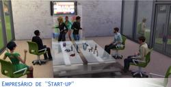 Carreira Guru da Tecnologia - Empresário de 'Start-Up'