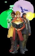 The Sims 4 - Reino da Magia (Render 1)