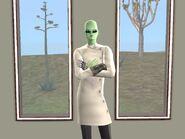 Alienígena Técnico (aparência)
