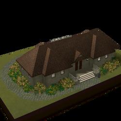 Casa do Copo-de-Leite