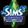 Logo The Sims 3 Gerações