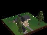 Mansão Moderna (Hidden Springs)
