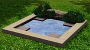 Banheira de Hidromassagem O Jardim Aquático