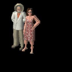Família Pantalona (The Sims 3)