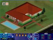 The Sims 1 Beta 4