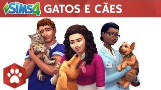 The Sims 4 Gatos e Cães Trailer Oficial de Revelação