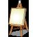 Ícone Cavalete - The Sims 3