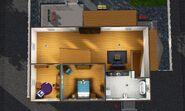 Habitat Humano, segundo andar