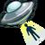 Ícone Abdução Alienígena (The Sims 4)
