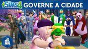 The Sims 4 Vida na Cidade Trailer Oficial de Lançamento