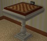 Mesa de Xadrez 'Grande Salão' modelo 2