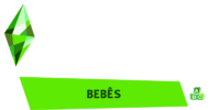 The Sims 4 - Bebês (Logo)