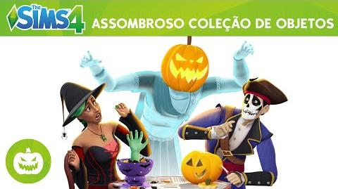 The Sims 4 Assombroso Trailer Oficial
