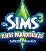 Logo Os Sims 3 Ilhas Paradisíacas
