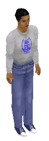 Miguel Solteirus (The Sims 1)
