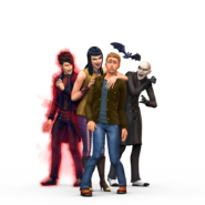 The Sims 4 Vampiros (Render 1)